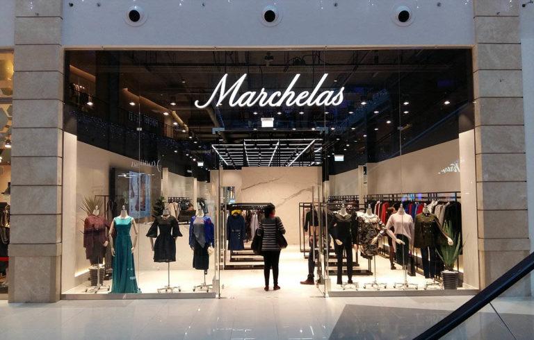 Vагазин одежды «Marchelas»