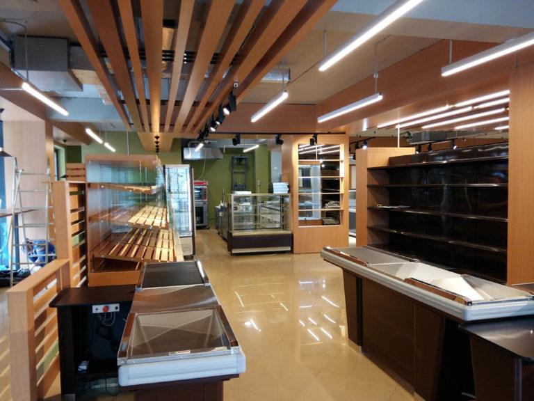 Супермаркет «Оливка»